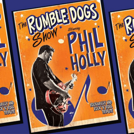 rumble dogs show