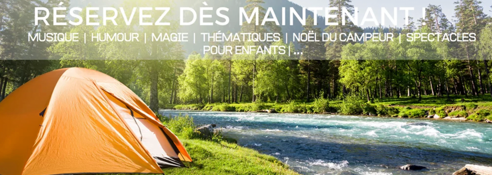 spectacle camping