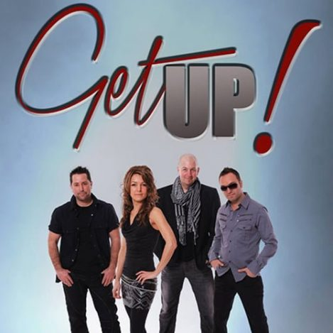 get up band