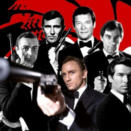 thématique james bond
